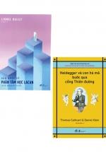 Combo Dẫn Nhập Về Phân Tâm Học Lacan + Heidegger Và Con Hà Mã Bước Qua Cổng Thiên Đường (Bộ 2 Cuốn)