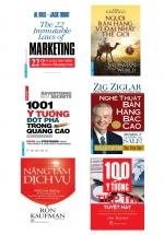 Combo Sách Marketing - Sales Hay Nhất (Bộ 6 Cuốn)