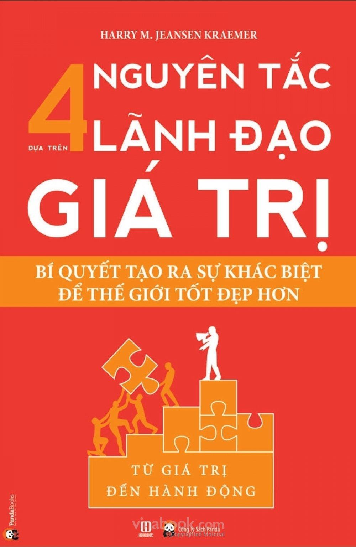 4 Nguyên Tắc Lãnh Đạo Giá Trị - EBOOK/PDF/PRC/EPUB
