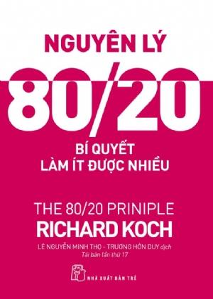 Nguyên Lý 80/20 - Bí Quyết Làm Ít Được Nhiều - EBOOK/PDF/PRC/EPUB