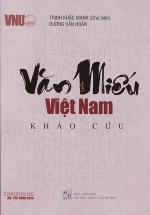 Văn Miếu Việt Nam - Khảo Cứu
