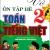 Vở Ôn Tập Hè Toán - Tiếng Việt Lớp 2 (Biên Soạn Theo Chương Trình Mới)