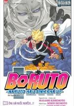 Boruto - Naruto Hậu Sinh Khả Úy - Quyển 2