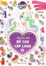 My Little Pony - Bộ Sưu Tập Đề Can Lấp Lánh - Quyển 2