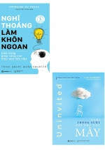 Combo Nghĩ Thông Suốt, Đời Nhẹ Như Mây + Nghĩ Thoáng Làm Khôn Ngoan (Bộ 2 Cuốn)