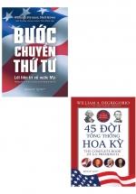 Combo Bước Chuyển Thứ Tư + 45 Đời Tổng Thống Hoa Kỳ (Bộ 2 Cuốn)