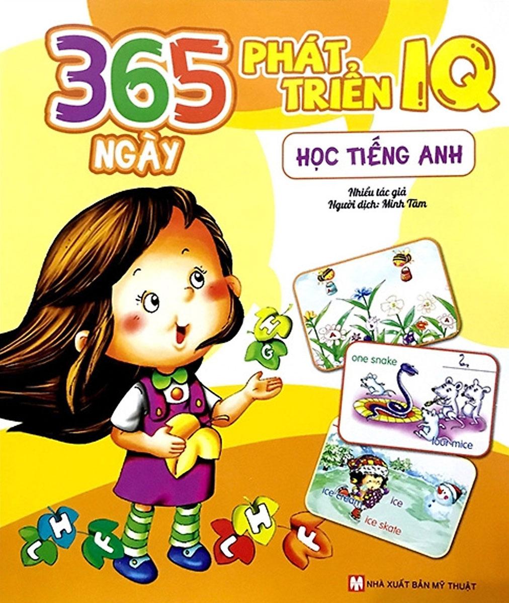 365 Ngày Phát Triển IQ - Học Tiếng Anh