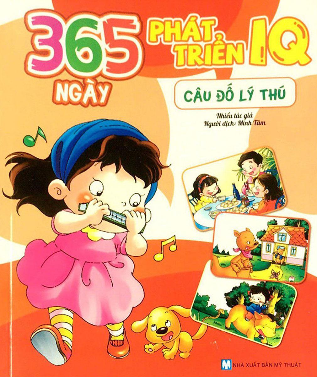 365 Ngày Phát Triển IQ - Câu Đố Lý Thú