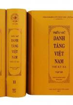 Combo Tiểu Sử Danh Tăng Việt Nam Thế Kỷ XX (Bộ 3 Quyển)