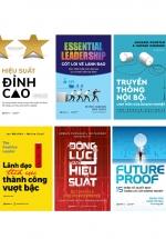 Combo Bộ Sách Nhà Lãnh Đạo Truyền Cảm Hứng (Bộ 6 Cuốn)