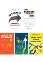 Combo Bộ Sách Để Trở Thành Nhà Lãnh Đạo Tầm Cỡ  (Bộ 5 Cuốn)