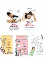 Combo Cẩm Nang Làm Cha Mẹ Xuất Sắc (Bộ 5 Cuốn)