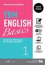 YBM English Basics 1 - Tài Liệu Tự Học Toeic Hiệu Quả Dành Cho Người Mới Bắt Đầu