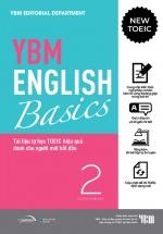 YBM English Basics 2 - Tài Liệu Tự Học Toeic Hiệu Quả Dành Cho Người Mới Bắt Đầu