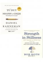 Combo Sách Tư Duy Nhanh Và Chậm + Sức Mạnh Của Tĩnh Tại (Bộ 2 Cuốn)