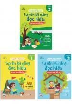 Combo Tự Rèn Kỹ Năng Đọc Hiểu Cho Học Sinh Tiểu Học (Bộ 3 Cuốn)