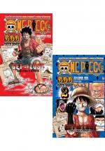 Combo One Piece 500 Quiz Book - Tập 1+2