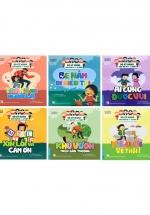 Combo Bộ Kỹ Năng Cho Trẻ Từ 1-6 Tuổi (Bộ 6 Cuốn)