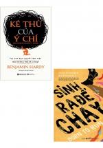 Combo Sách Kẻ Thù Của Ý Chí + Sinh Ra Để Chạy - Born To Run (Bộ 2 Cuốn)