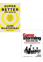 Combo Sách Game Kích Não + Siêu Năng Lực (Bộ 2 Cuốn)