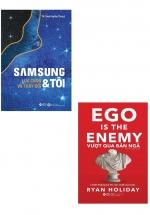 Combo Sách Vượt Qua Bản Ngã + Samsung & Tôi - Lựa Chọn & Thay Đổi (Bộ 2 Cuốn)
