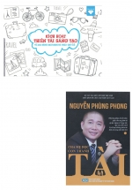 Combo Sách Kích Hoạt Thiên Tài Sáng Tạo + Cha Mẹ Đọc - Con Thành Tài (Bộ 2 Cuốn)