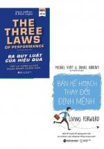 Combo Sách Ba Quy Luật Của Hiệu Quả + Bản Kế Hoạch Thay Đổi Định Mệnh (Bộ 2 Cuốn)