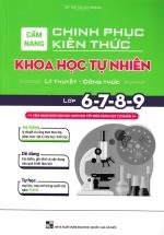 Cẩm Nang Chinh Phục Kiến Thức Môn Khoa Học Tự Nhiên Lớp 6,7,8,9