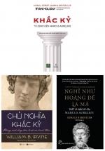 Combo Chủ Nghĩa Khắc Kỷ: Phong Cách Sống Bản Lĩnh Và Bình Thản + Từ Zeno Đến Marcus Aurelius +Nghĩ Như Hoàng Đế La Mã (Bộ 3 Cuốn)