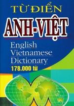 Từ Điển Anh - Việt (178000 Từ)