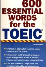 Hộp Flash Cards - 600 Essential Words For The TOEIC