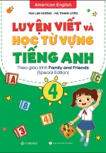 Luyện Viết Và Học Từ Vựng Tiếng Anh Lớp 4