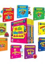 Combo Bộ Sách Baby's First Picture Dictionary - Từ Điển Bằng Hình Đầu Tiên Của Bé (Bộ 9 Cuốn)