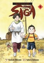Người Bà Tài Giỏi Vùng Saga - Tập 4