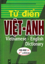 Từ Điển Việt - Anh (150000 Từ)
