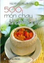 500 Món Chay Thanh Tịnh - Tập 4