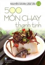 500 Món Chay Thanh Tịnh - Tập 12