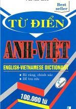 Từ Điển Anh - Việt 100.000 Từ (Hồng Ân)