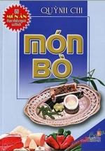 60 Món Ăn Được Ưa Thích - Món Bò