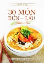 30 Món Bún - Lẩu