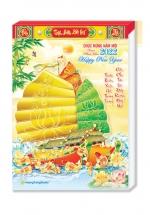 Lịch Bloc Đại 2022 - Thuận Buồm Xuôi Gió - NS19