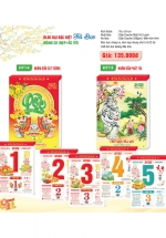 Lịch Bloc Đại Đặc Biệt 2022 - Trà Đạo (16 x 24 cm) - NS14-NS15
