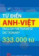 Từ Điển Anh - Việt 333000 Từ