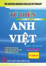 Từ Điển Anh - Việt 77000 Từ