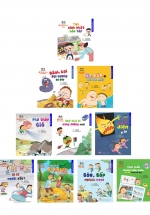 Combo Hướng Dẫn Kĩ Năng An Toàn Cho Trẻ Em (Bộ 10 Cuốn)