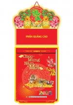 Lịch Treo Tường 53 Tuần 2022 (30 x 40cm) - Phong Thủy - KNS26