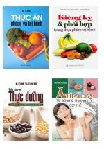 Combo Sách Ăn Uống Trong Phòng Và Trị Bệnh (Bộ 4 Cuốn)