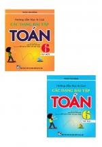 Combo Sách Hướng Dẫn Học Và Giải Các Dạng Bài Tập Toán 6 (Bám Sát SGK Kết Nối Tri Thức Với Cuộc Sống) (Bộ 2 Cuốn)