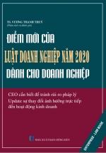 Điểm Mới Của Luật Doanh Nghiệp Năm 2020 - Dành Cho Doanh Nghiệp