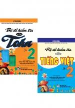 Combo Bộ Đề Kiểm Tra Môn Toán + Tiếng Việt Lớp 2 (Bám Sát SGK Kết Nối Tri Thức Với Cuộc Sống)